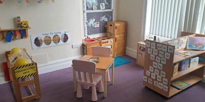 Tiggers Room 4