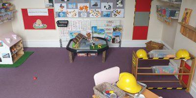 Tiggers Room 3