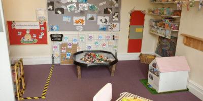 Tiggers carpet room 1